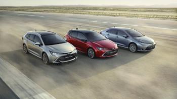 Πρώτη θέση για την Toyota στην Ελλάδα