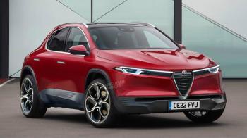 Μπάσιμο της Alfa Romeo στα μικρά SUV