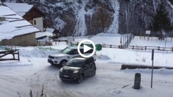 Εκεί που το Range Rover γλιστρά, το Fiat Panda συνεχίζει