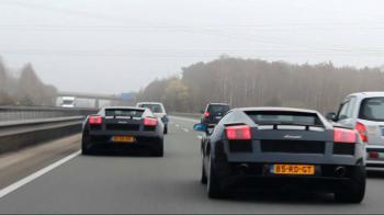 Autobahn: Bάζουν όρια ταχύτητας λόγω ζέστης!