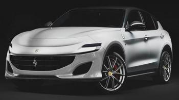 Θα είναι έτσι η Ferrari Purosangue;