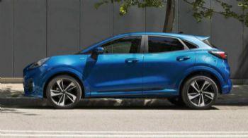 Ford: Puma Ecoboost Hybrid, με Fοrd Online Bonus