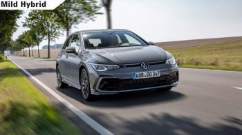 VW Golf: Διαθέσιμο σε R-Line και νέα MHEV έκδοση με 130 PS