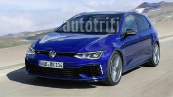 Aυτή θα είναι η ισχύς του νέου VW Golf R
