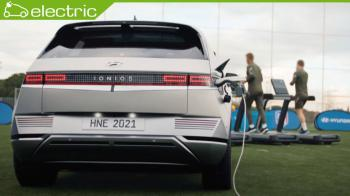 Το Hyundai Ioniq 5 «προπονεί» την Ατλέτικο Μαδρίτης (+vid)