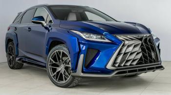 Bελτιωμένα Lexus RX & NX στα όρια της υπερβολής