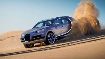 Θα υπάρξει Bugatti SUV;
