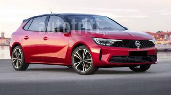 Πρώτες πληροφορίες για το νέο Opel Astra