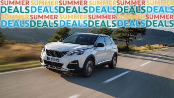 Peugeot Summer Deals με όφελος έως 3.300€