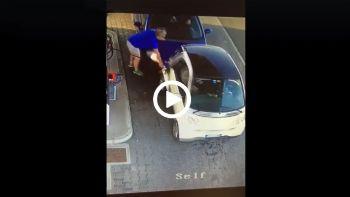 Punto «σουτάρει» smartάκι ενώ βάζει βενζίνη