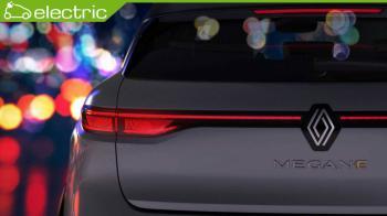 Πρώτο δείγμα του Renault Megane E-Tech Electric