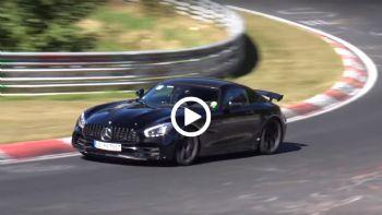 Mercedes-AMG GT R ��� Ring
