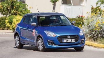 Δοκιμή: Νέο Suzuki Swift 1,0 λτ. με 112 PS