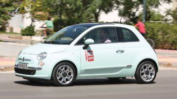 Δοκιμή: Fiat 500 0,9 TwinAir 105 PS Cult