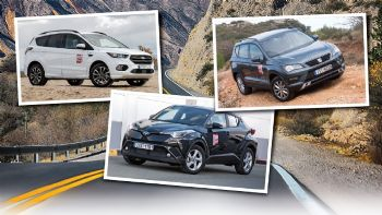 Kuga Vs Ateca Vs C-HR