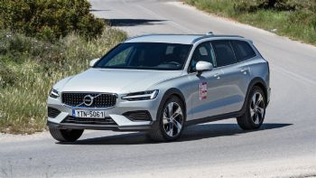 Δοκιμή: Volvo V60 Cross Country