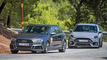 Ford Focus RS Vs Audi S3