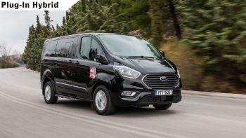 Δοκιμή: Ford Tourneo Custom PHEV