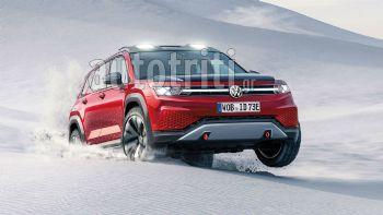 Αποκλειστικό: Το νέο VW ID.X