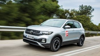 Δοκιμή: Volkswagen T-Cross