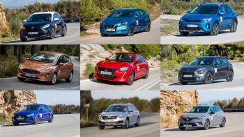 Προσιτά μικρά & Β-SUV από 16.001 έως 17.000 ευρώ