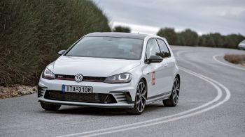 Test: VW Golf GTI Clubsport