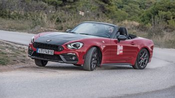 Test: Abarth 124 Spider