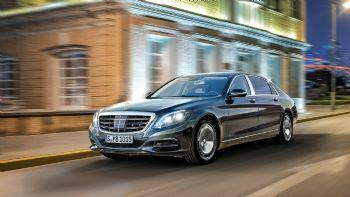 Maybach S-Class: Ό,τι πιο premium στον κόσμο