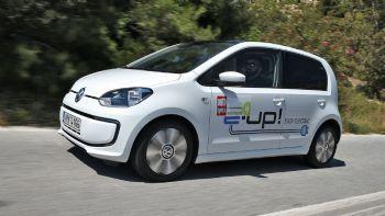 Test διαρκείας: VW e-up!