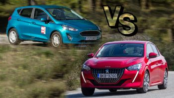 Ford Fiesta VS Peugeot 208