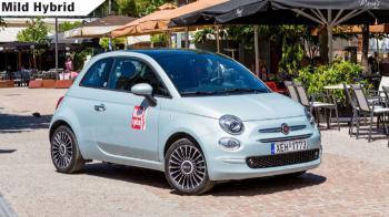 Δοκιμή: Νέο Fiat 500 Hybrid