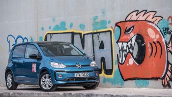Test: VW Up! με 90 PS