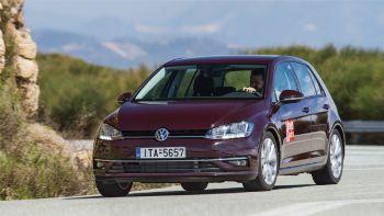 Δοκιμή: Ανανεωμένο VW Golf 1,6 λτ. με 115 PS