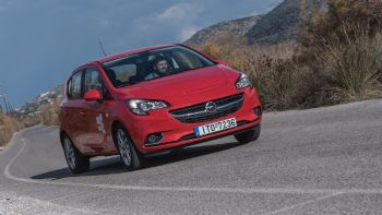 Test: Opel Corsa Innovation
