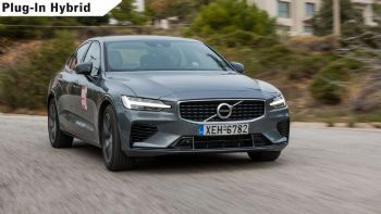 Δοκιμή: Volvo S60 Plug-in hybrid με 405 PS