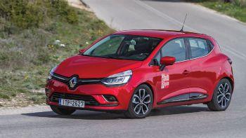 Δοκιμή: Ανανεωμένο Renault Clio 0,9 λτ. με 90 PS