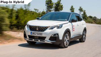Δοκιμή: Το κορυφαίο Peugeot 3008 Hybrid4