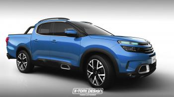 C3 Aircross σε pick-up;