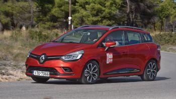 Ανανεωμένο Renault Clio ST