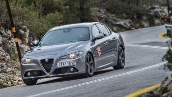 Δοκιμή: Δίλιτρη Alfa Romeo Giulia με 200 άλογα