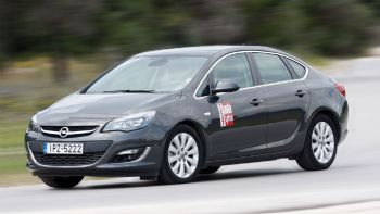 Test: Opel Astra 4d 1,6 CDTI 136 PS