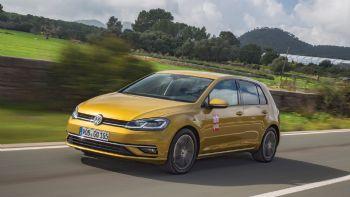 Οδηγούμε: Νέο VW Golf
