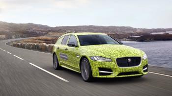 To νέας γενιάς Jaguar XF