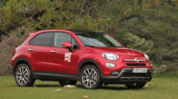 Test: Fiat 500X 1,6 MTJ Cross