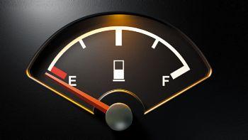 Τι κάνω αν μείνω από καύσιμο;