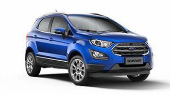 Ανανεωμένο Ford EcoSport
