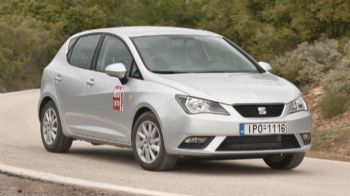 Test: SEAT Ibiza 1,6 TDI 90 PS