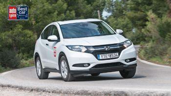 Δοκιμή: Honda HR-V 1,5
