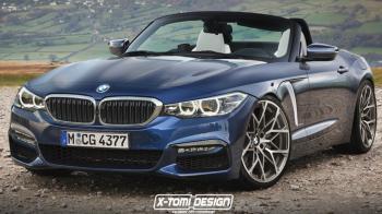 Προ των πυλών η νέα BMW Z4