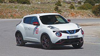 Δοκιμή: Βελτιωμένο Nissan Juke 1,2 λτ. με 135 PS
